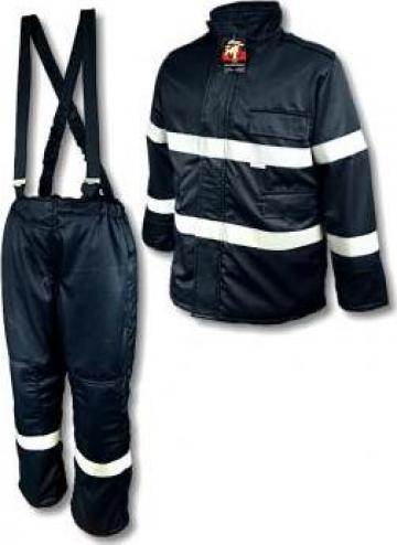 Costum protectie pompieri Nomex
