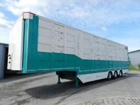 Semi trailer pentru transport bovine Michieletto