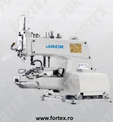 Masina de cusut nasturi Jack T100011 de la Fortex