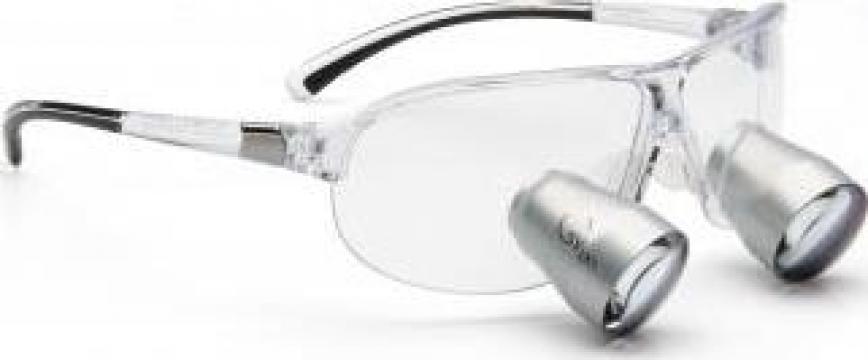 Lupe chirurgicale binoculare optica Zeiss SV-EX de la Six Sigma Vision Srl