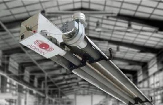 Tub radiant 13 kW - infrarosu de la Andra Engineering