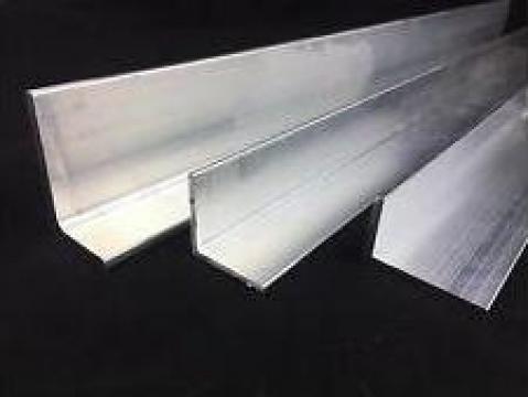Cornier aluminiu 20x20x2mm profil L aluminiu