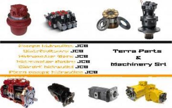 Distribuitor hidraulic JCB 332/F8152 buldoexcavator 3CX 4CX de la Terra Parts & Machinery Srl