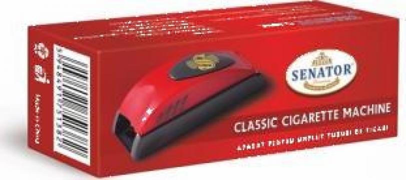 Aparat injectat tutun - Senator Classic Red de la Dvd Master Srl
