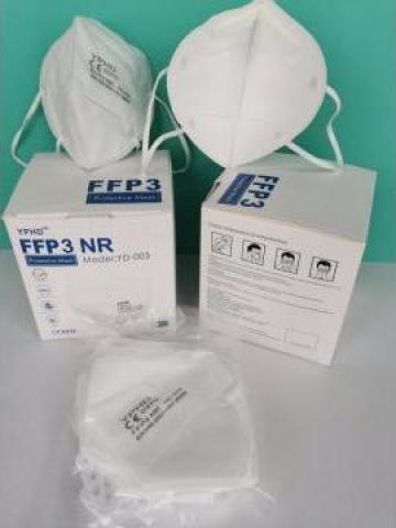 Masca de fata FFP3 fara supapa de la Sc Sandunav IntermedSrl
