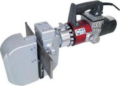 Cap interschimbabil debitat platbanda 120x12 mm TP120x12 de la Proma Machinery Srl.