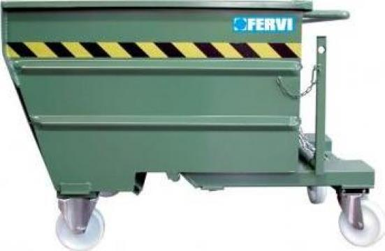 Container 500 l C030/0500 de la Proma Machinery Srl.