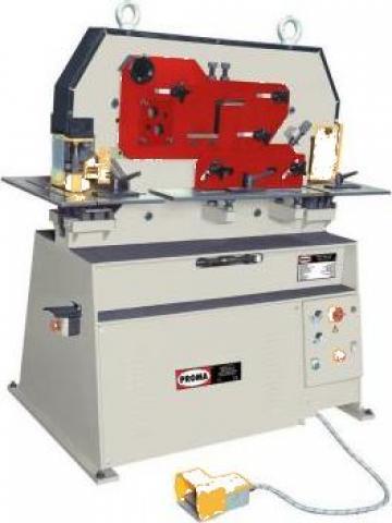 Foarfeca combinata pentru metal HEP-602 de la Proma Machinery Srl.