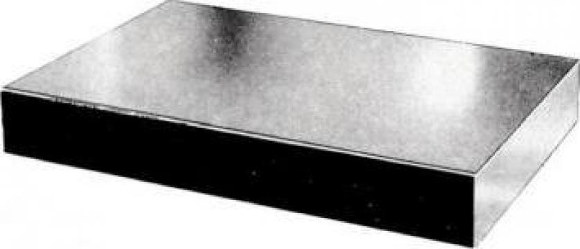 Masa de control din granit P047 1200 mm de la Proma Machinery Srl.