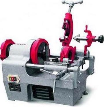 Masina de filetat tevi electrica ZPM-50 de la Proma Machinery Srl.