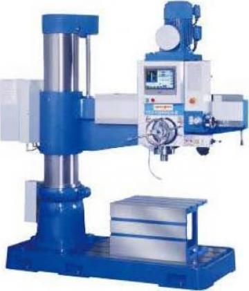 Masina de gaurit radiala 66 mm FRD-1300NCH de la Proma Machinery Srl.