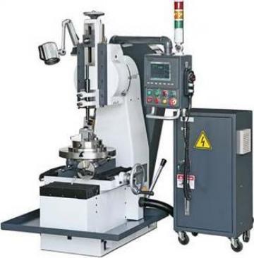 Masina de mortezat in 1 axa cu CNC SSM-200A1/CNC