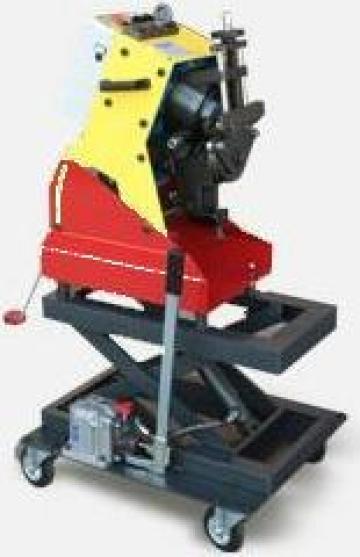 Masina de sanfrenat cu unghi fix de lucru Challenge 12 de la Proma Machinery Srl.