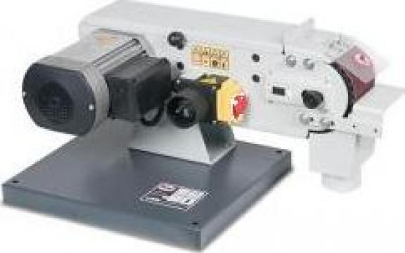 Masina de slefuit metale BPK-2100/230 de la Proma Machinery Srl.