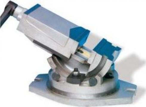 Menghina basculanta cu baza rotativa SS-100 de la Proma Machinery Srl.
