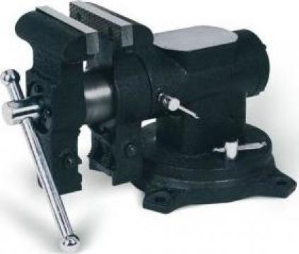 Menghina basculanta cu baza rotativa VS-125 de la Proma Machinery Srl.