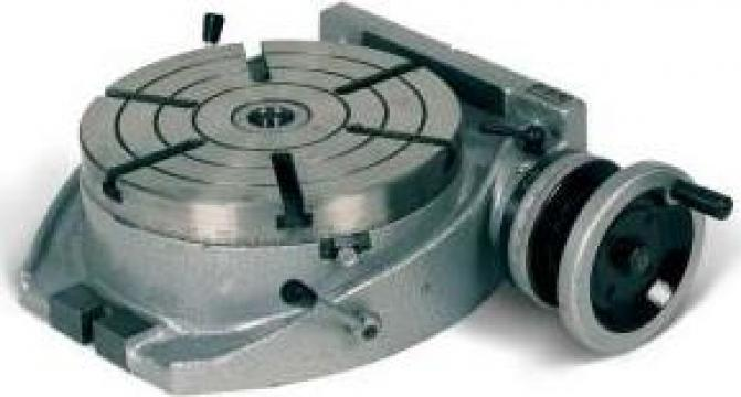 Mese rotative OS-250 de la Proma Machinery Srl.