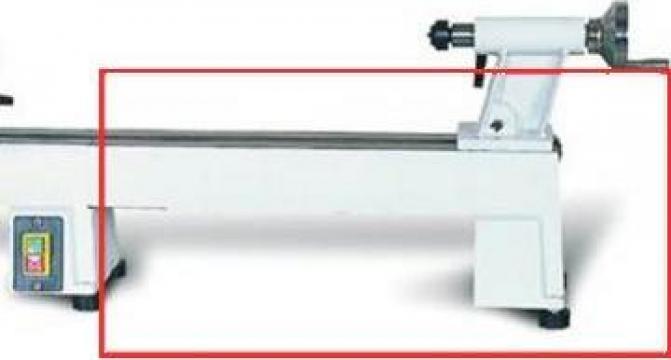 Prelungire pentru strung lemn DSL-450 de la Proma Machinery Srl.