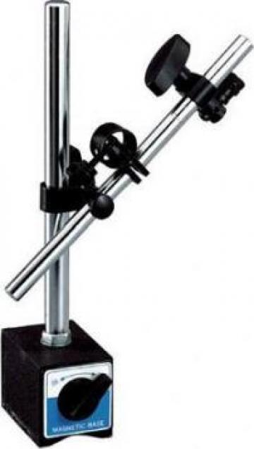 Suport magnetic pentru ceas comparator S047 de la Proma Machinery Srl.