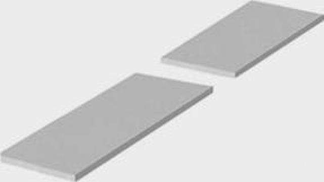 Unitate standard de taiat platbanda Hydracrop de la Proma Machinery Srl.