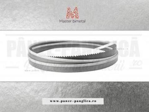 Panza fierastrau cu banda bimetal, Master 2825x27x10/14 de la Panze Panglica Srl