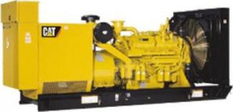 Generatoare de curent diesel 750 kVA de la Electrofrane