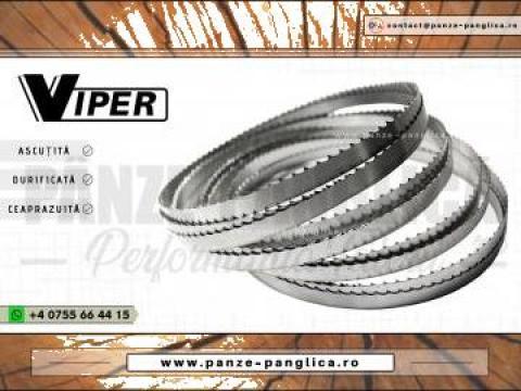 Panza panglica banzic Viper 4010x40x1 Lemn I Premium Silver de la Panze Panglica Srl