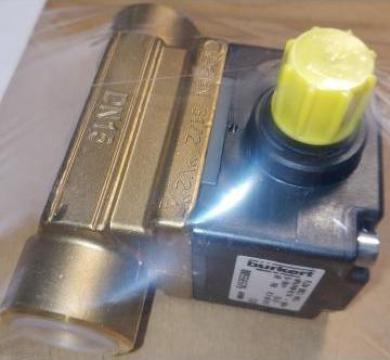 Senzor debit magnetic 8011, DN15,G1/2 alarma/FKM,6..36VDC de la Technosam Srl