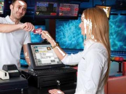 Sistem management system Conqueror Pro de la Rom Bowling Intl Srl