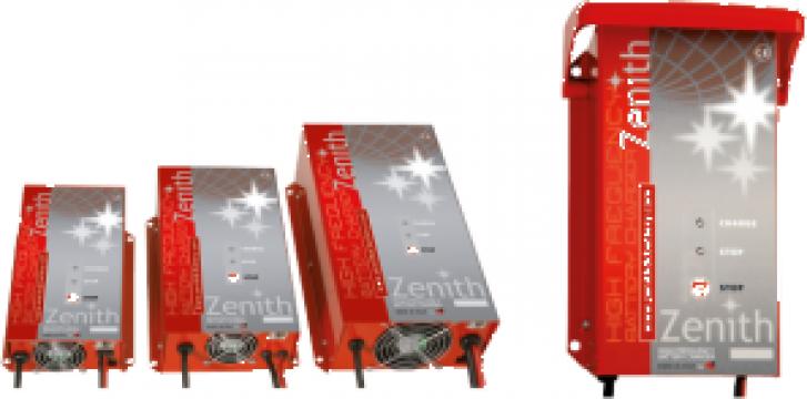Redresor 24V/20A monofazat Zenith inalta frecventa de la Redresoare Srl