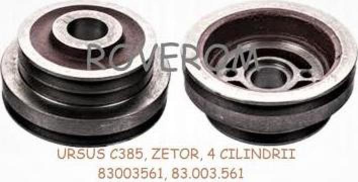 Fulie arbore motor Ursus C385, Zetor, 4 cilindrii