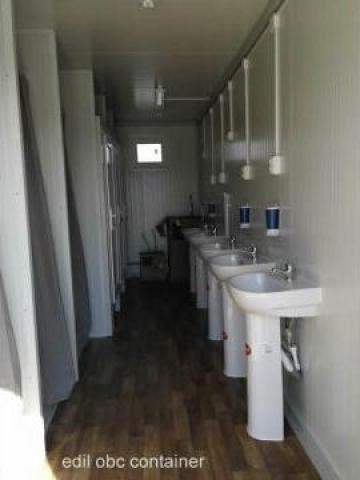 Container sanitar de la Edil Obc Container Srl