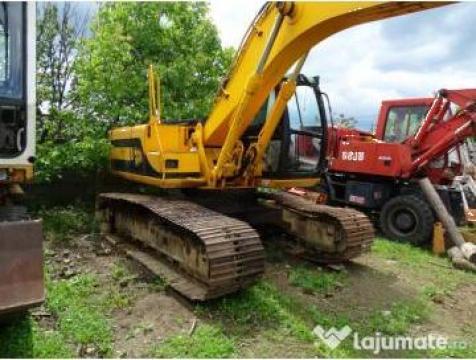Piese dezmembrari excavator JCB JS 160l de la Buldoardeal SRL