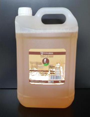 Detergent parchet si lemn Thomas Maister 5L de la Cristian Food Industry Srl.