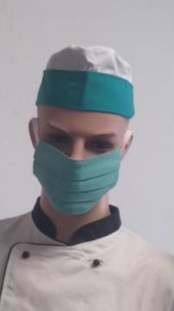 Masca din bumbac chirurgicala refolosibila