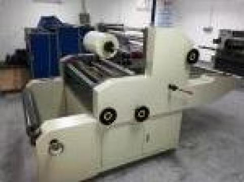 Laminator la rece de la Kronstadt Papier Technik Sa