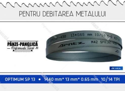 Panze panglica metal 1440x13x10/14 fierastrau Optimum SP 13 de la Panze Panglica Srl