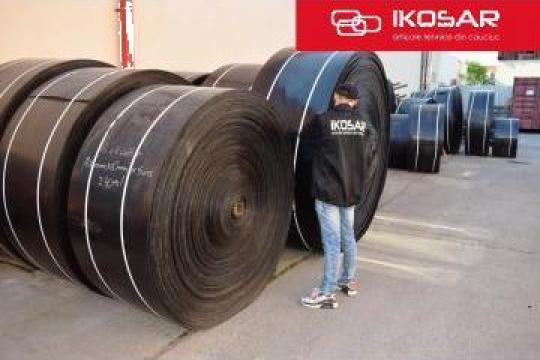 Banda transportoare cauciuc concasor de la Ikosar Srl