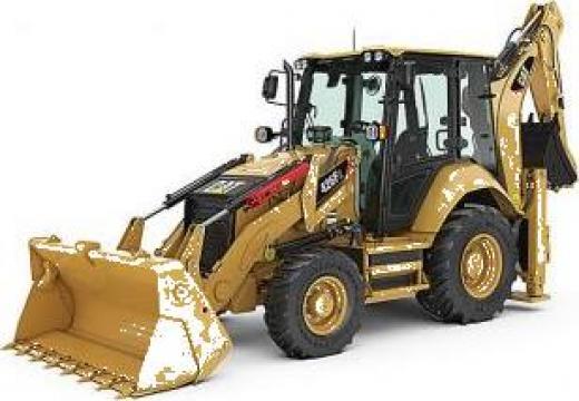 Piese buldoexcavatoare CAT - 432E 428D 428F2 428E 428F 432F