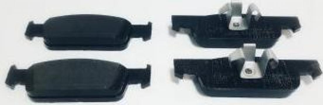 Placute frana Logan II, MCV II, Sandero II, WVA 25702-703 de la Fermit Sa