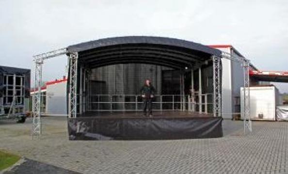 Scena mobila Stagemobil LR de la Direct Sound SRL