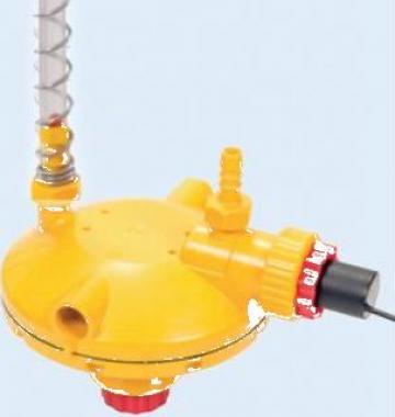 Regulator de presiune cu actuator 24 V adapare curcani