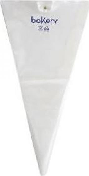 Posuri transparente de unica folosinta 46 cm 100 buc/set de la Cristian Food Industry Srl.