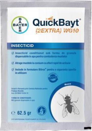 Insecticid QuickBayt Spray WG Plic - 62.5gr de la Pest Shop Romania