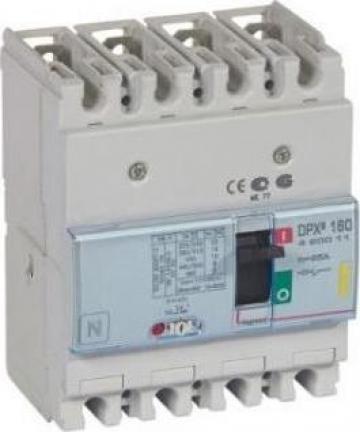 Intrerupator de putere, DPX3, 420011, 4 200 11, Legrand de la Technosam Srl