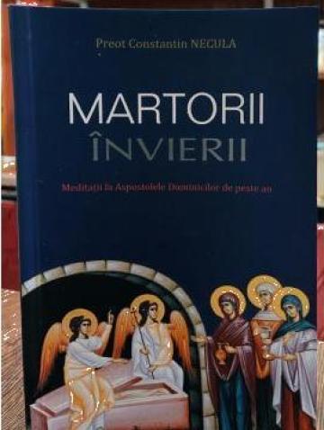Carte, Martorii Invierii Meditatii la Apostolele Duminicilor de la Candela Criscom Srl.