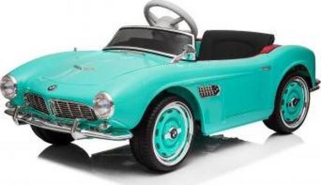 Masinuta electrica Kinderauto Bmw 507 Oldtimer 70W Premium de la SSP Kinderauto & Beauty Srl