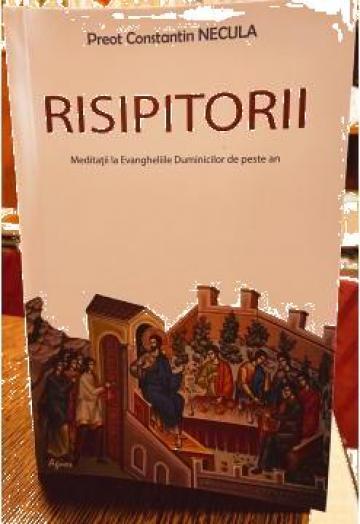 Carte, Risipitorii Meditatii la Evangheliile Duminicilor de la Candela Criscom Srl.