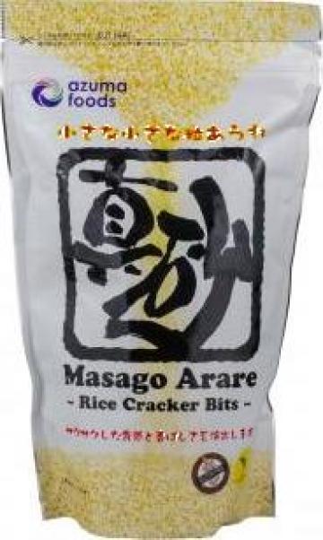 Perle din faina de orez Masago arare de la Expert Factor Foods Srl