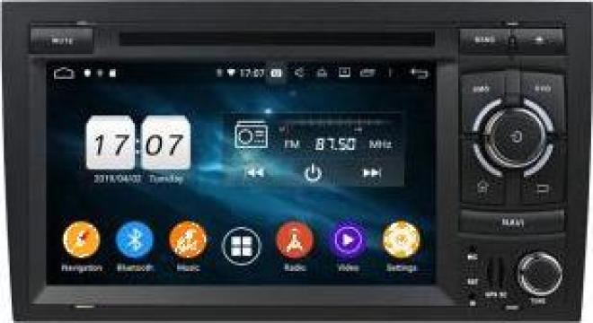 Sistem navigatie Audi A4 (2002-2008) cu Android 10